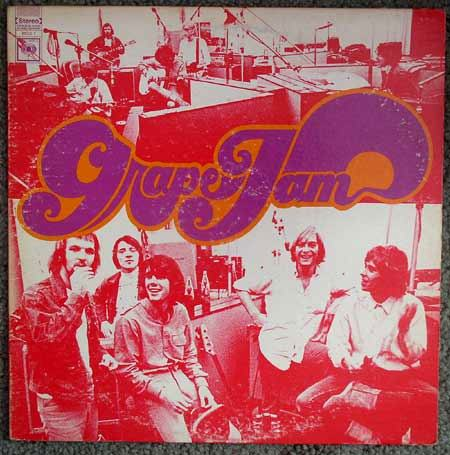 Moby Grape / Grape Jam LP