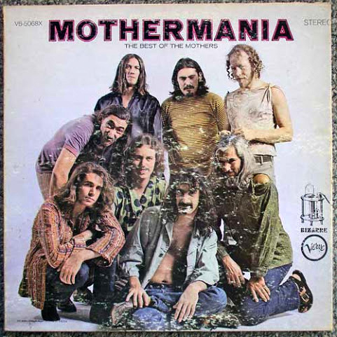 Mothers Of Invention / Mothermania LP