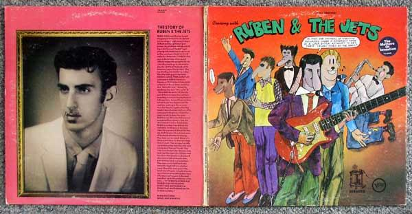 Mothers Of Invention / Ruben & The Jets LP 2