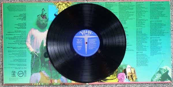 Mothers Of Invention / Ruben & The Jets LP 3