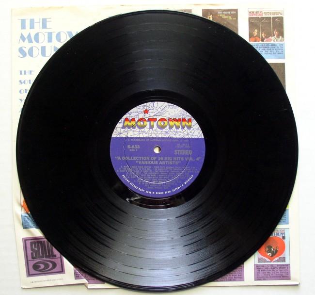 Various / A Collection Of 16 Original Big Hits Vol 4 3