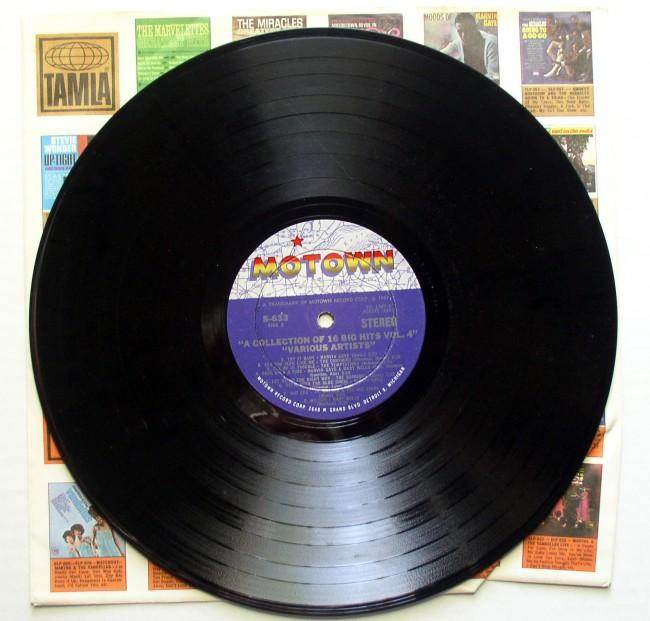 Various / A Collection Of 16 Original Big Hits Vol 4 4