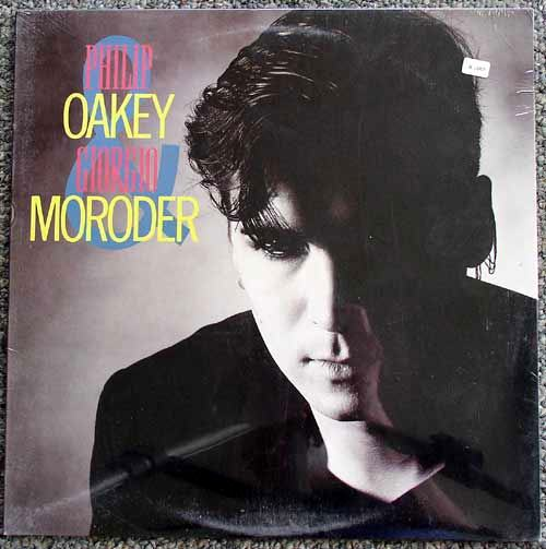 Oakey And Moroder LP