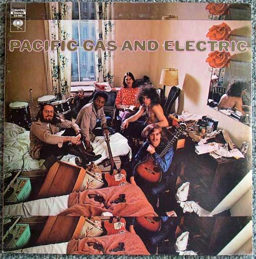 Pacific Gas & Electric LP 1969