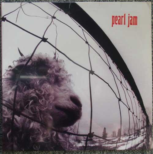 Pearl Jam / Vs LP