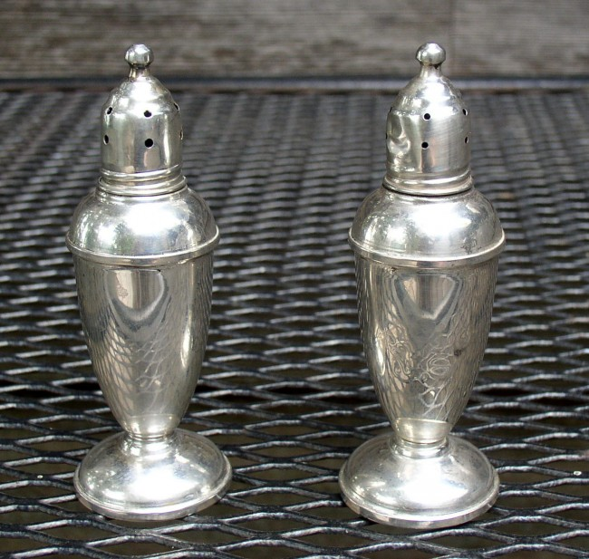 Reed & Barton Shakers 1