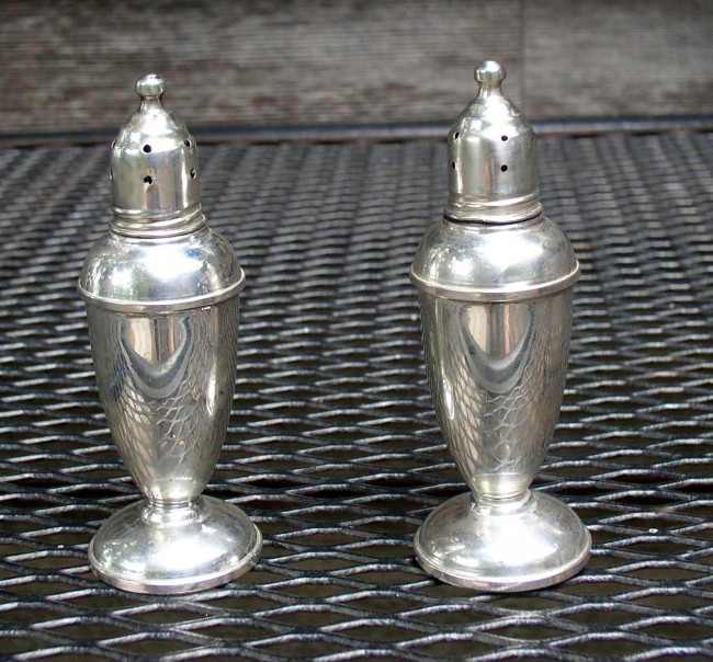 Reed & Barton Shakers 2
