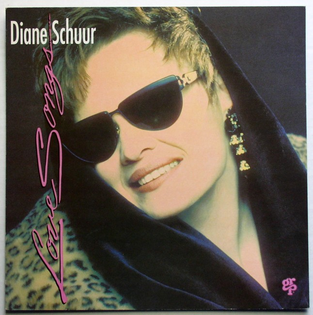 Diane Schuur / Love Songs flat front