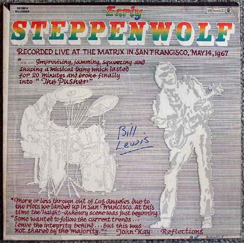 Steppenwolf / Early Steppenwolf LP