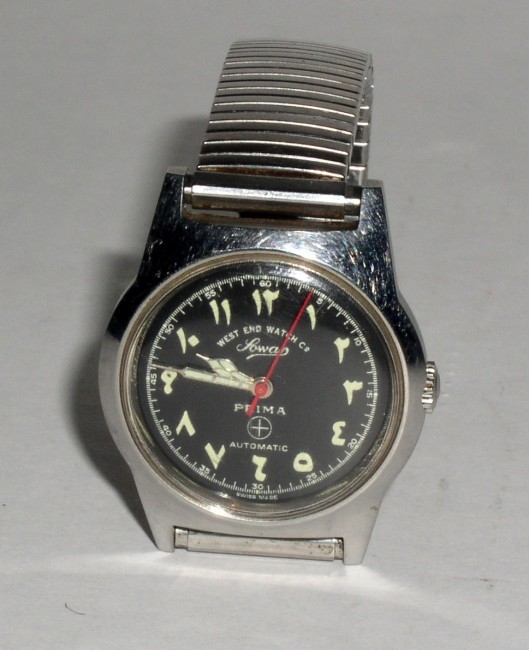 West End Watch Co. Sowar Prima Watch 1