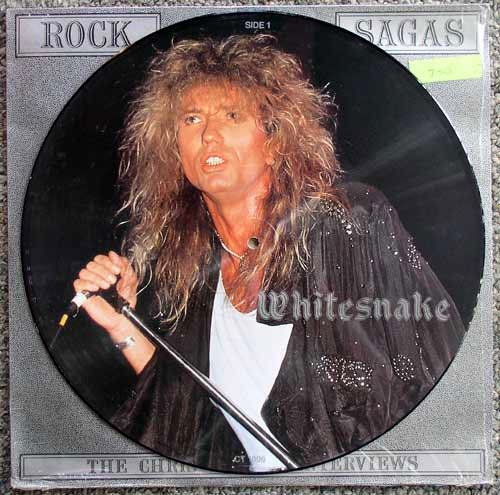 Whitesnake Picture Disc 1