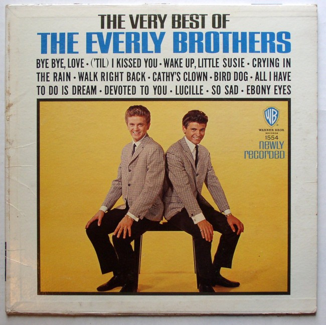 Everly Brothers / Very Best Of The Everly Brothers LP 1