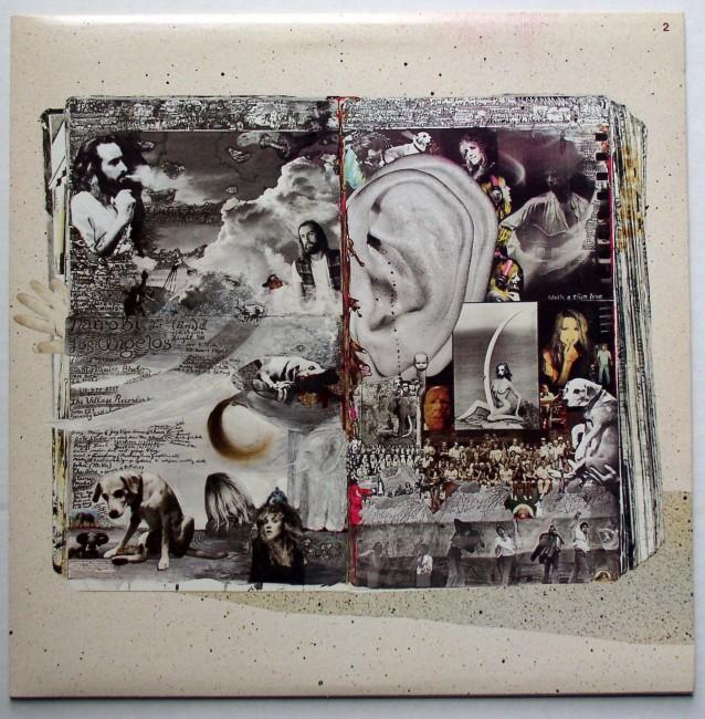 Fleetwood Mac / Tusk LP 3