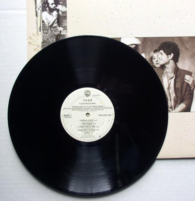 Fleetwood Mac / Tusk LP 6