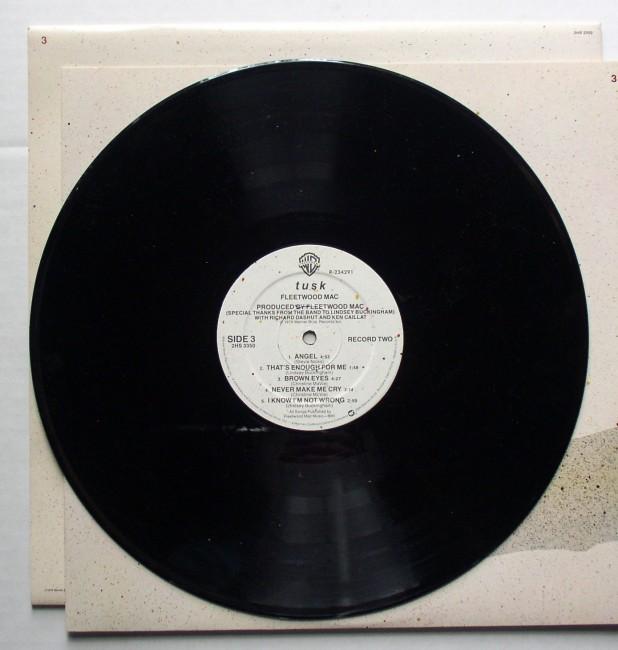 Fleetwood Mac / Tusk LP 8