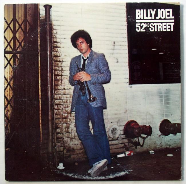 Billy Joel / 52nd Street LP 1