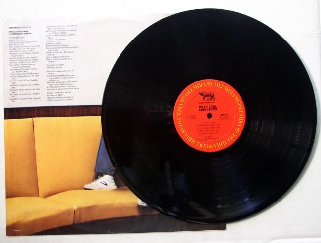 Billy Joel / 52nd Street LP 4