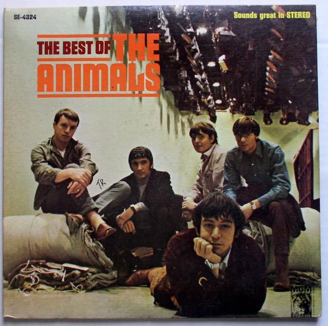 Animals / Best Of LP 1966 1