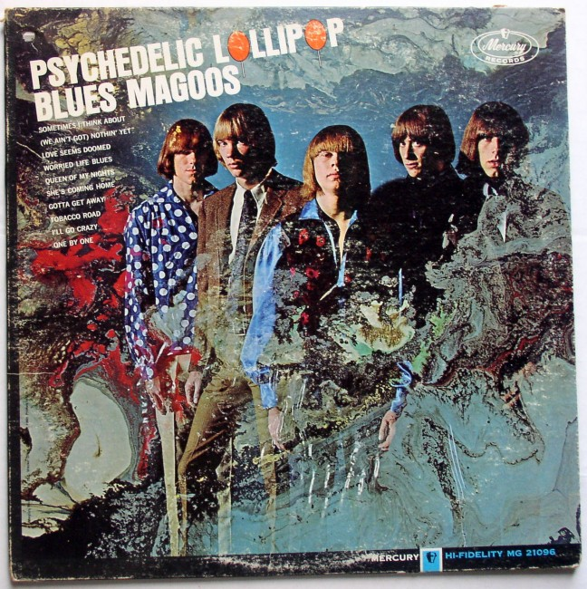 Blues Magoos / Psychedelic Lollipop LP 1966 1