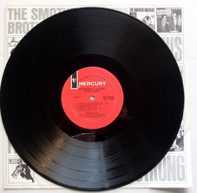 Blues Magoos / Psychedelic Lollipop LP 1966 3