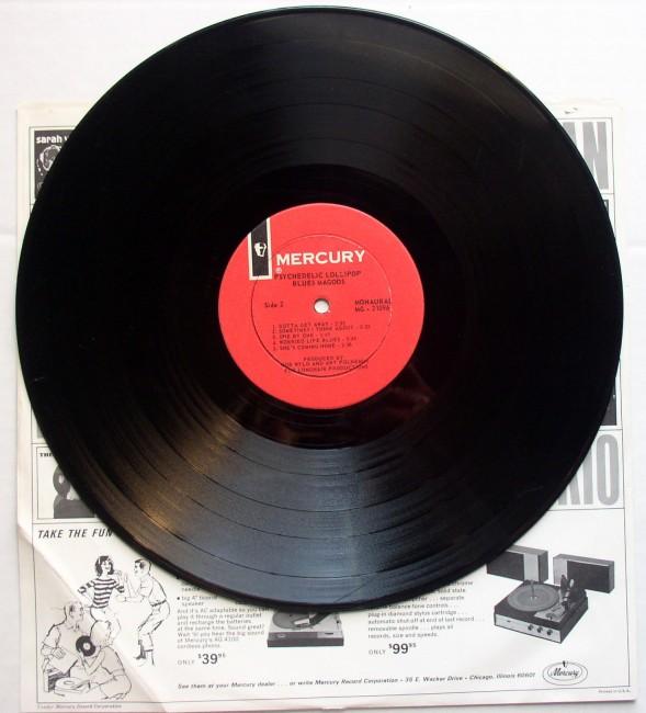 Blues Magoos / Psychedelic Lollipop LP 1966 4