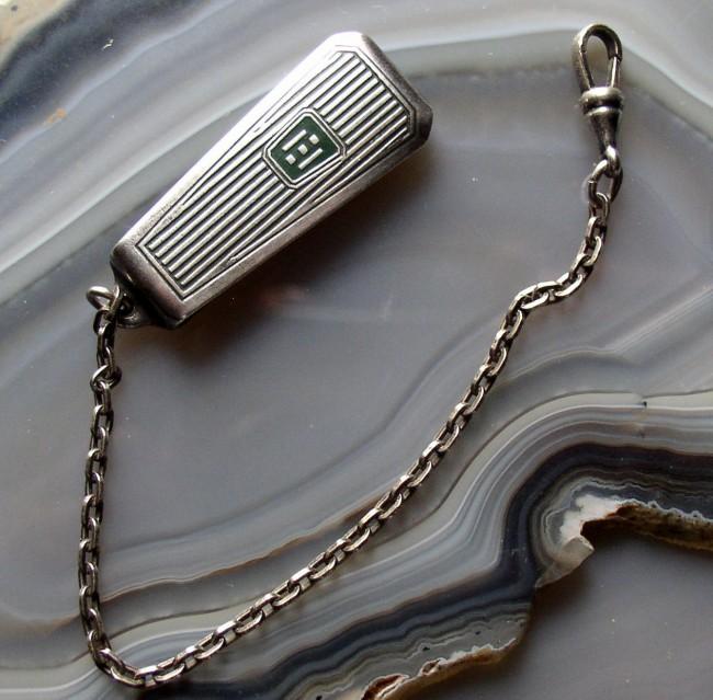 Hickok Art Deco Chain 1