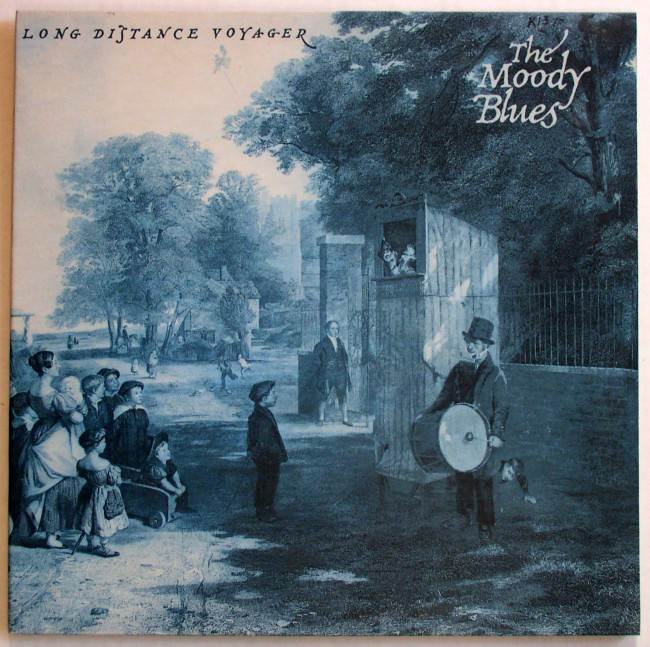 Moody Blues / Long Distance Voyager LP 1
