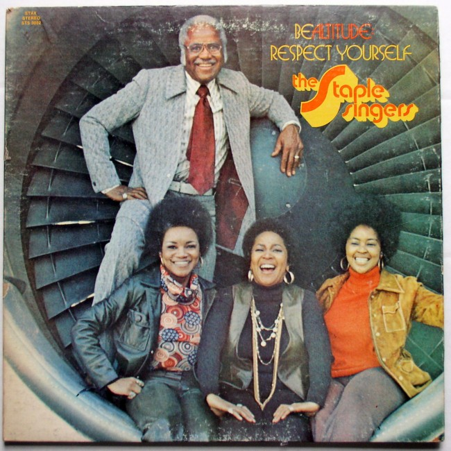 Staple Singers / Be Altitude LP 1