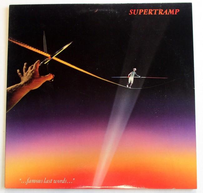 Supertramp / Famous Last Words LP 1