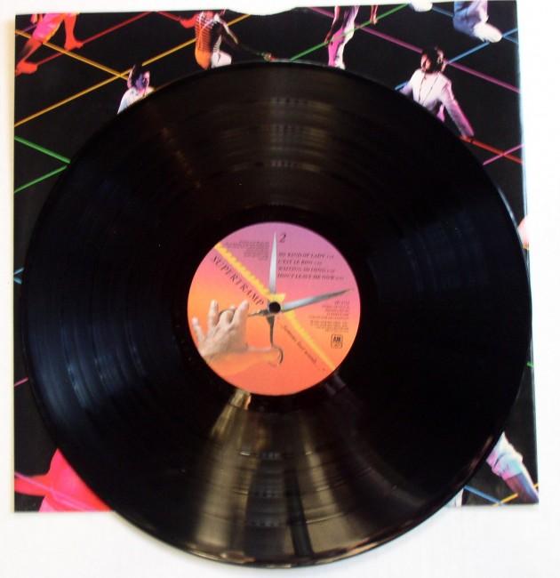 Supertramp / Famous Last Words LP 4