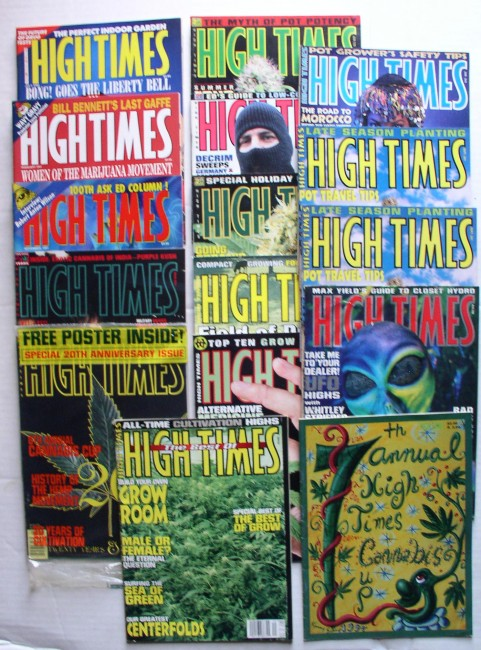 High Times Lot 14 Month 1 Best Of 1 Cannabis Cup