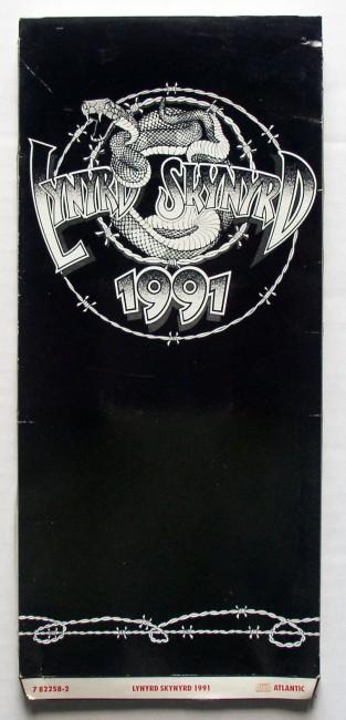 Longbox Lynyrd Skynrd / 1991 1