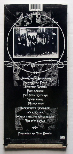 Longbox Lynyrd Skynrd / 1991 2