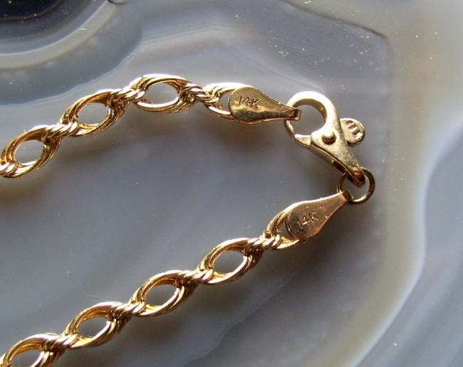 Gold Chain Necklace 6