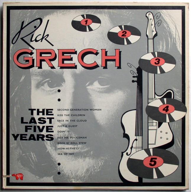 Rick Grech LP 1