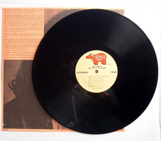 Rick Grech LP 3