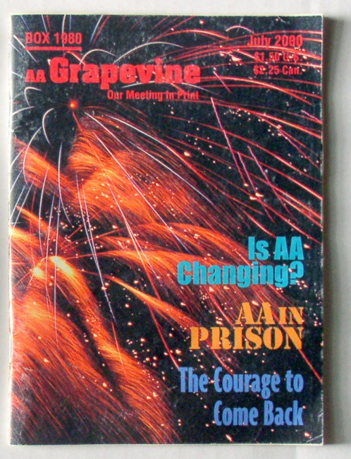 AA Grapevine July 2000