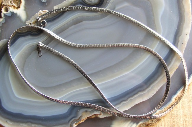 Herringbone Necklace 3