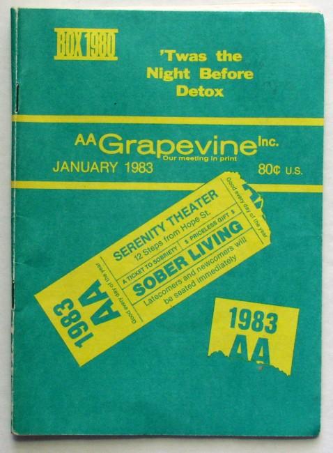 AA Grapevine January 1983