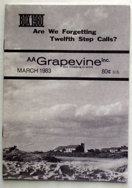 AA Grapevine March 1983