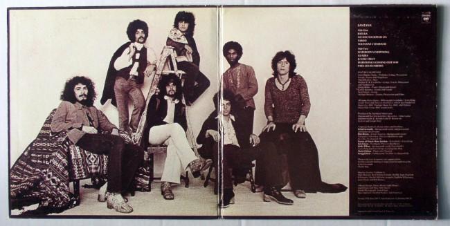 Santana LP 3