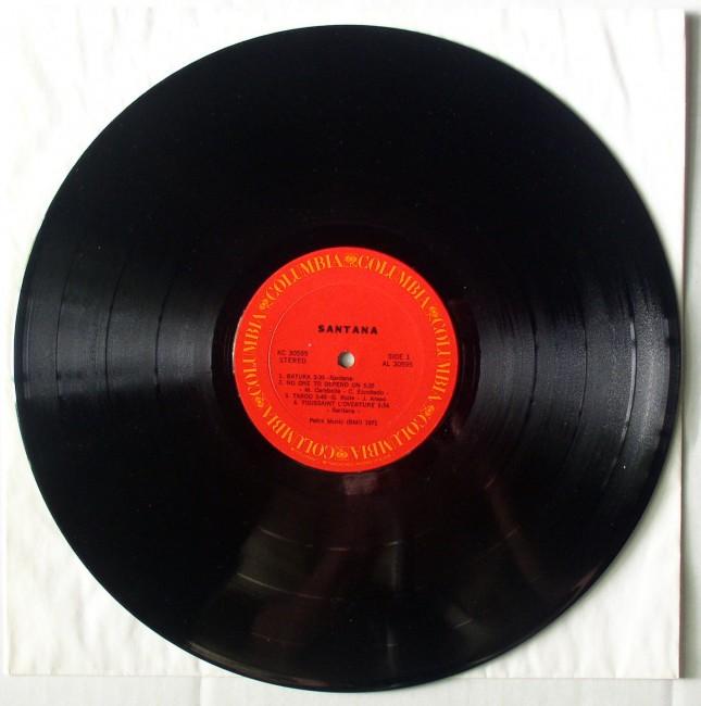 Santana LP 4