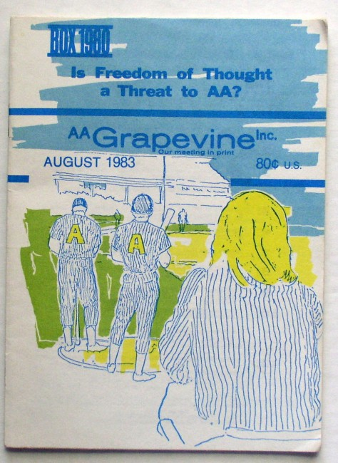AA Grapevine August 1983