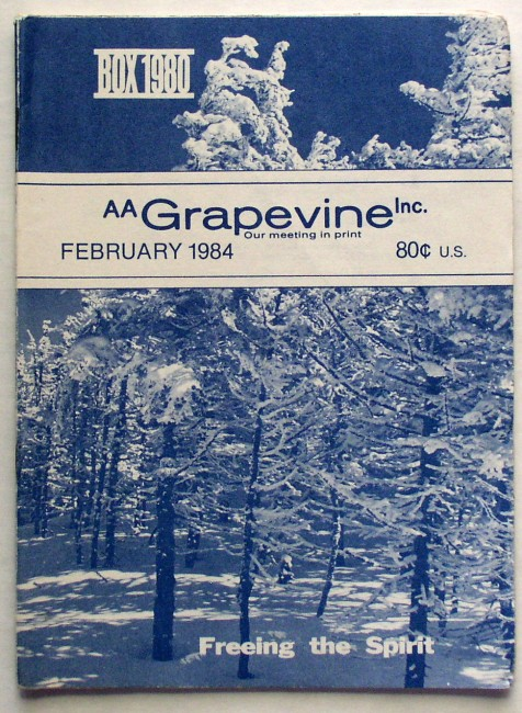 AA Grapevine February 1984