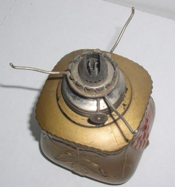 Goofus Decorated Lamp 6