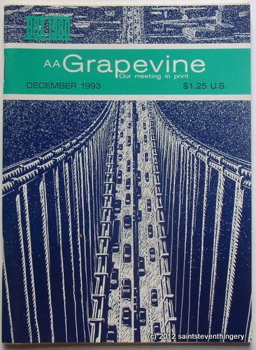 AA Grapevine December 1993