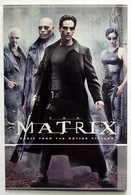 Matrix Postcard 1