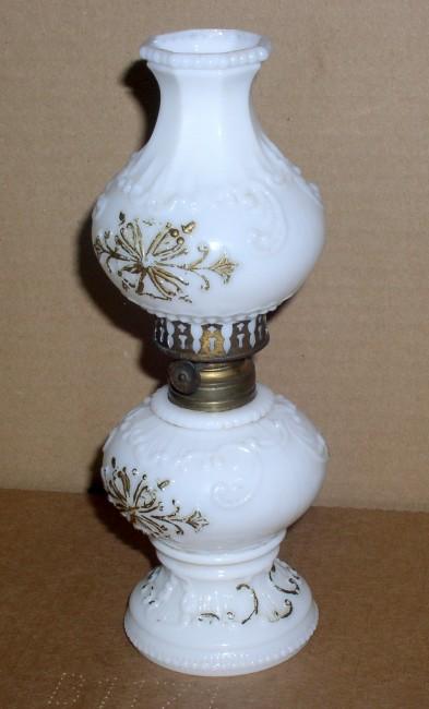 Medallion Design Mini Lamp 2