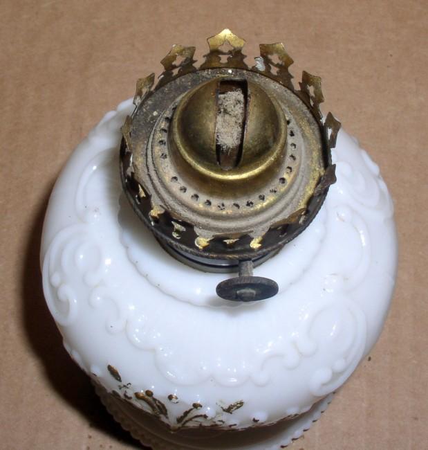 Medallion Design Mini Lamp 5