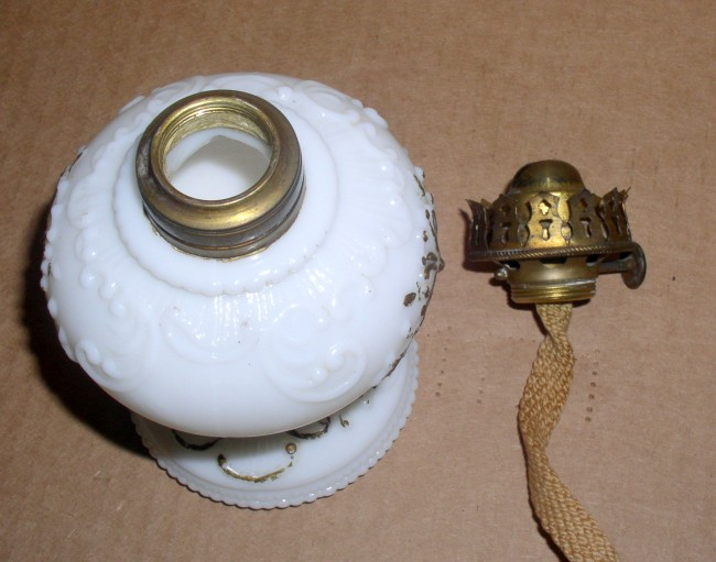 Medallion Design Mini Lamp 6